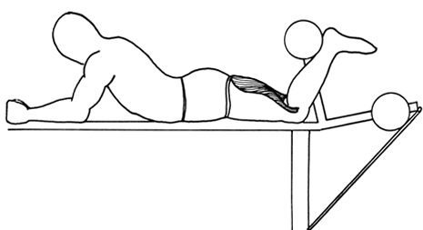 Hamstring injury - MK